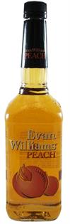 Evan Williams Peach 750ml